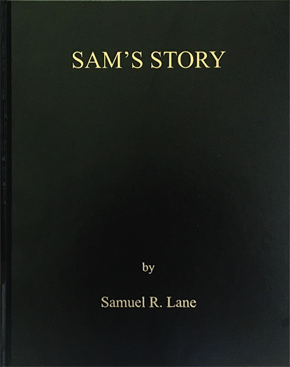 Sam's Story - Telling Your Story